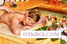 Кедровая фитосауна + массаж