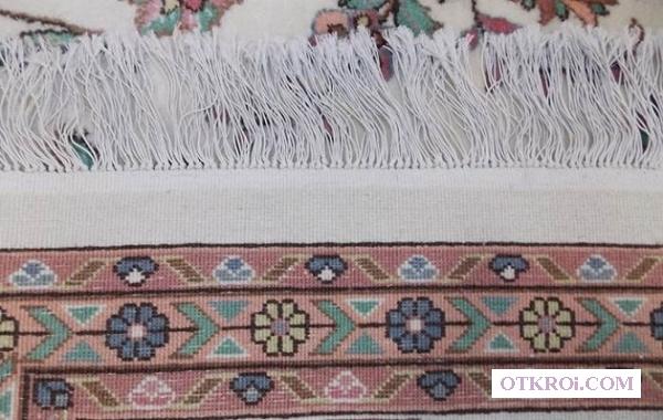Отбеливание кистей ковров в Берёзовском