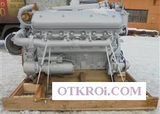 Двигатель ЯМЗ 238 ДЕ2 с хранения