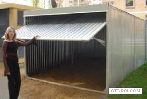 Металлические тенты укрытия , пеналы