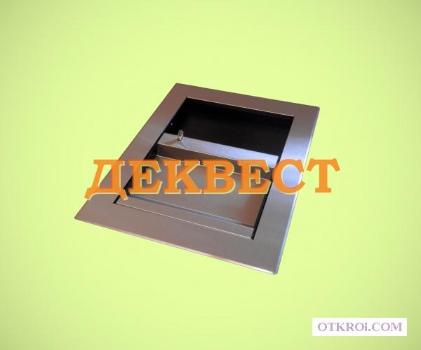 Передвижной кассовый лоток УПП-6. Деквест.