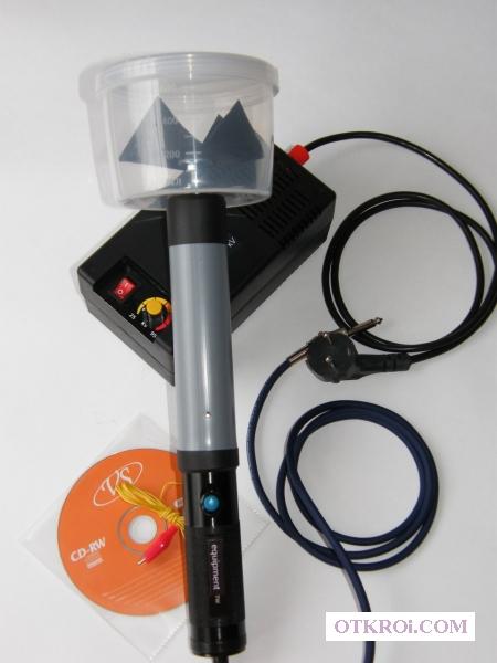 Флокатор ручной 100kv,  флок,  клей для флокирования,  флокирование