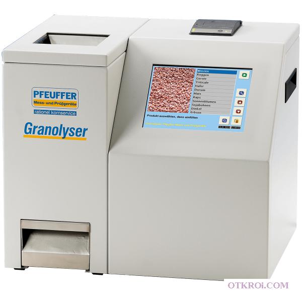 ИК- Анализатор белка и клейковины  зерна серии Granolyser