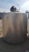 Емкость нержавеющая,  объем — 2 куб. м.