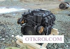 Двигатель КАМАЗ 740.  13 с хранения