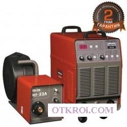 MIG 500 DSP (J06) 380 В (двухкорпусной) сварочный инверторный полуавтомат Сварог