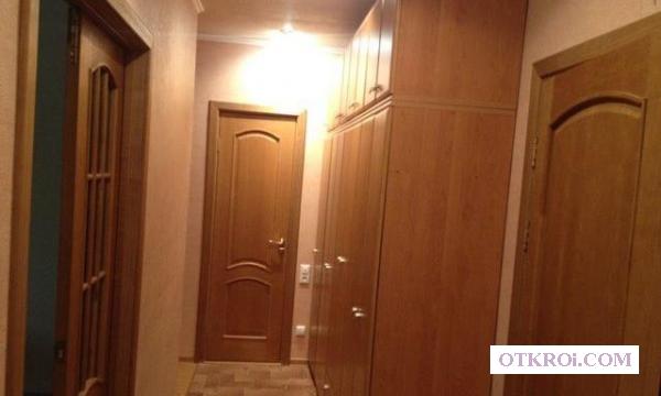 Уютная 2-х комнатная квартира в тихом районе города.