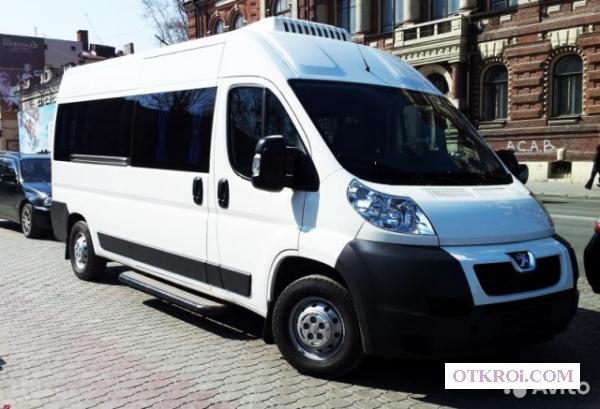 Услуги микроавтобуса в Нальчике