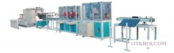 Бобинорезки гильзонавивное оборудование для производства картоных гильз