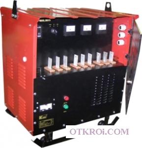 Трансформатор прогрева бетона ТСДЗ-40М (380 В)