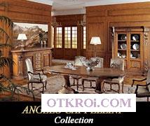 Мебель на заказ из Италии в Россию от«V. M. GROUP»: