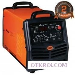 TECH TIG 200 P DSP AC/DC (E104) 220 В (MMA) сварочный инвертор для аргонодуговой сварки Сварог, для аллюминия