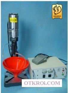 УЗ станок для прошивки (сверления)      отверстий МЭФ47