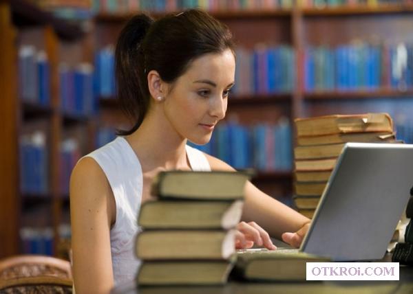 Выполняем дипломные,  курсовые,  контрольные работы