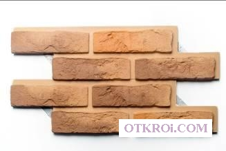 Конаковский кирпич-фасадная плитка ПРЕМИУМ класса от ростовского производителя
