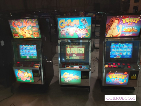 Игровые автоматы gaminator,  играсофт продаю