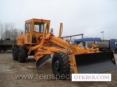 Автогрейдер ДЗ-122
