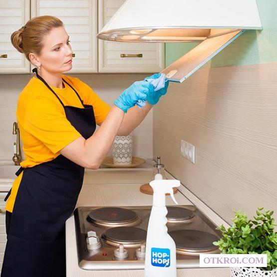 Профессиональная уборка квартир и офисов
