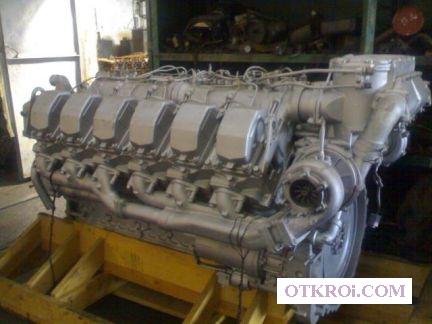 Ремонт двигателей ДВС