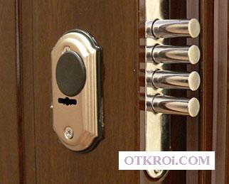 Широкий перечень услуг по вскрытию дверей от С1
