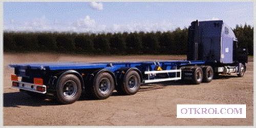 Контейнерные перевозки. Перевозка негабаритных грузов.