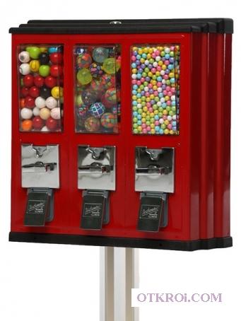 Tорговый автомат Northwestern Triple Play