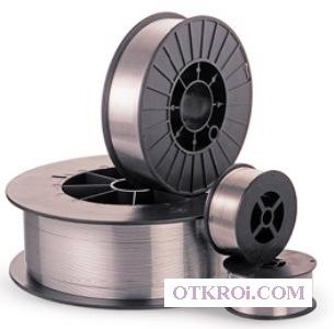 MIG ER-4043 (AlSi5) Св-АК5 ф 1, 0 мм 2, 0 кг (D200) сварочная проволока алюминиевая