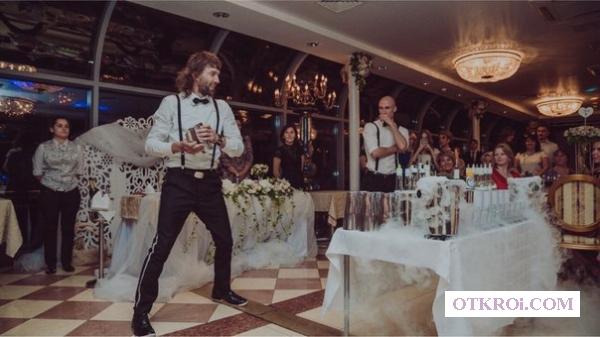 Шоу на праздник Москва Barvip!