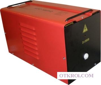 НТС-10,  0 У2 (380 В)  трансформатор напряжения понижающий трехфазный