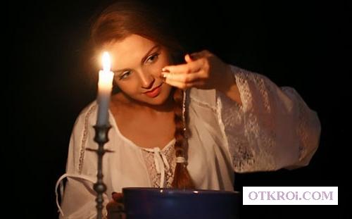 Известная предсказательница Дора.   Магия.