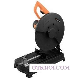 Отрезная пила ОП-355/2200 Вихрь по металлу дисковая для труб,  прутков