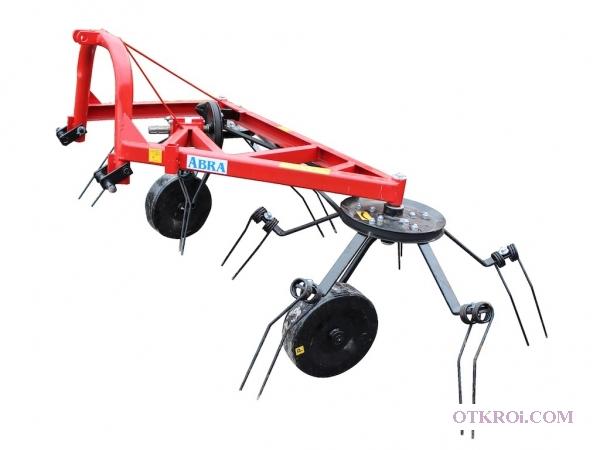 Грабли тракторные карусельные Jarmet Z591