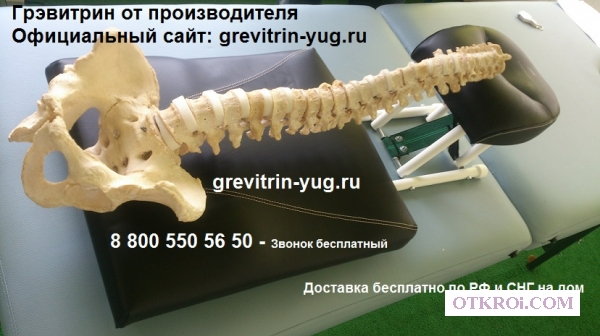 """Тренажер """"Грэвитрин - Мини"""" для вытяжения позвоночника и растяжки спины"""