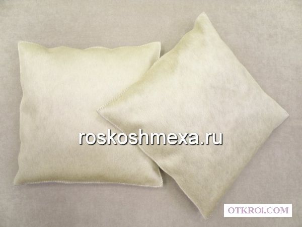 Декоративные подушки для несравнимого декора