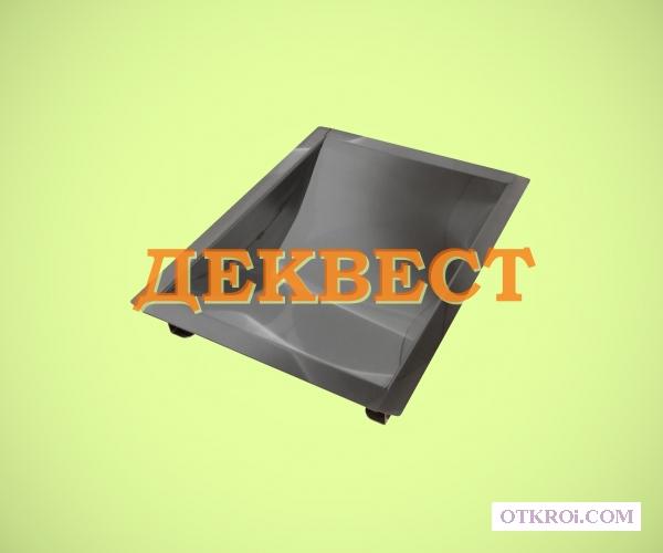 Неподвижный кассовый лоток УПН-1. Деквест.