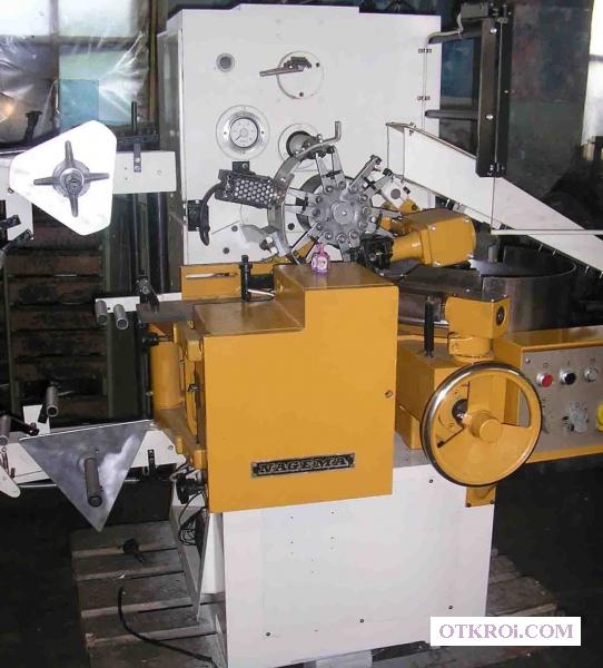Заверточная машина EL-3 нагема nagema для завёртки конфет в односторонний перекрут