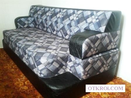 Уютный универсальный диван