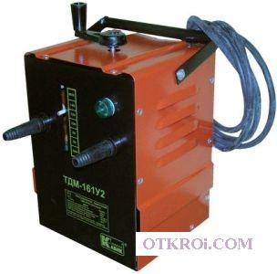 ТДМ-161 (220 В)  cварочный трансформатор