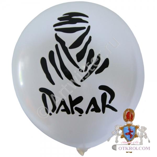 Срочная печать на воздушных шарах