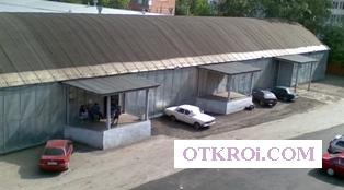 Склады и ПСН в ПА в г.           Красногорске М.           О.