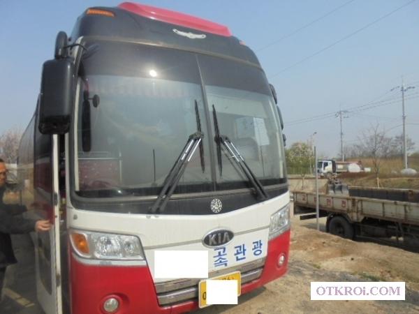 Автобус Kia Granbird Parkway 2011 года