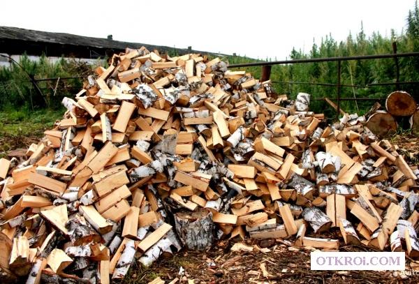 Колотые дрова от заготовителя в любой район без выходных