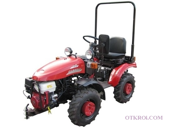 Трактор Беларус 152