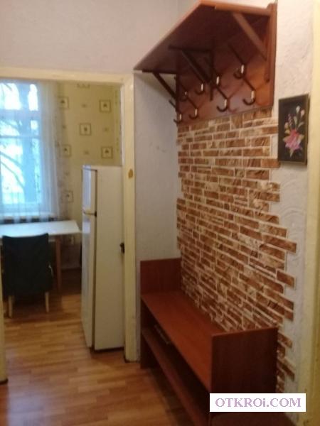 Сдаётся замечательная однокомнатная квартира в хорошем состоянии в кирпичном доме.