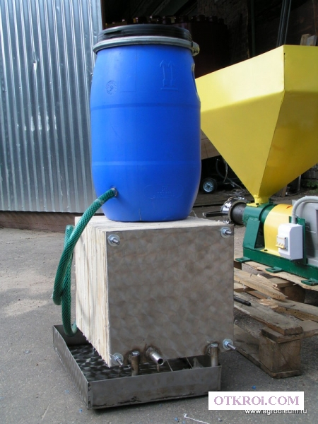 Фильтр для очистки растительного масла ФМ-40