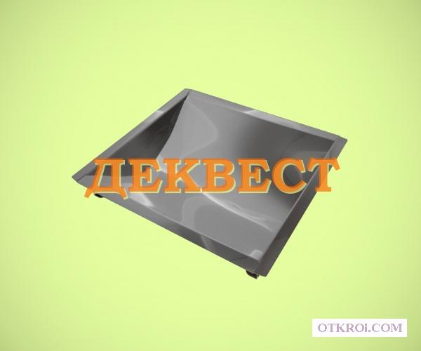 Неподвижный банковский лоток УПН-2. Деквест.