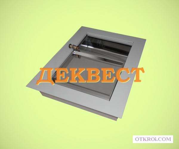 Передвижной кассовый лоток УПП-7. Деквест.