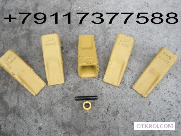 Коронка 1U3202 для ковшей экскаваторов Сaterpillar
