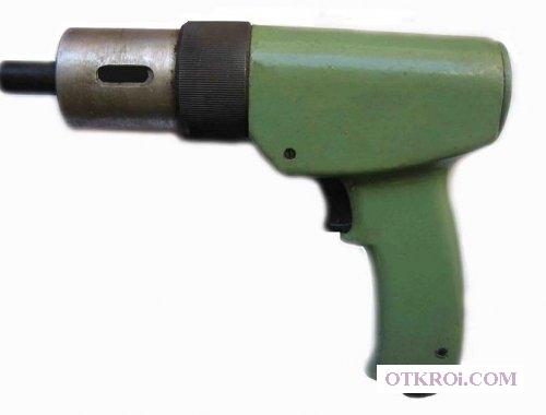 Пневматическая дрель ИП-1020, ИП-1020А