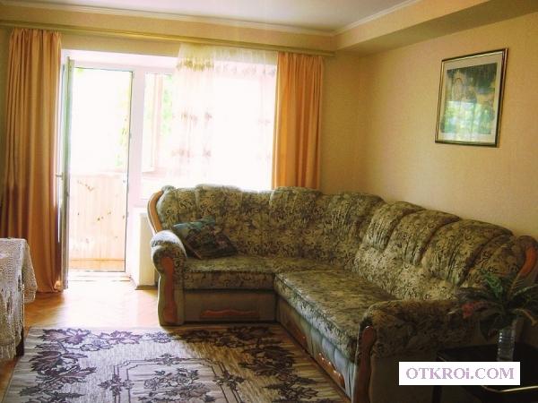 Посуточно в Киеве, аренда 4комнатной квартиры от 45$ сутки